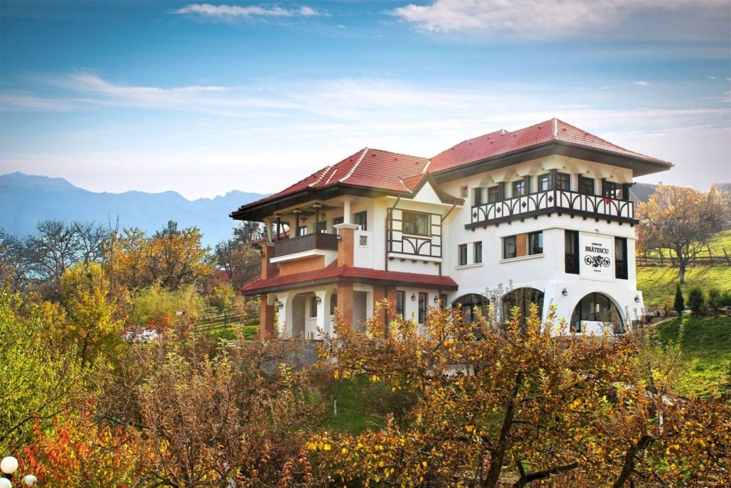 A Boutique Hotel In The Heart Of Romania Bratescu Mansion